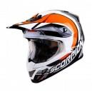 casco scorpion vx-20 air spot