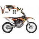 Kit Adhesivos completo KTM mas funda RockStar