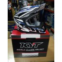 Casco KYT Strike Eagle